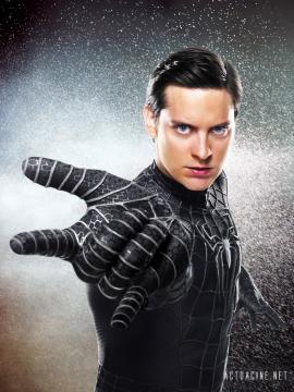 Spiderman 3 Poster11