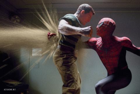 Spiderman 3 Poster12