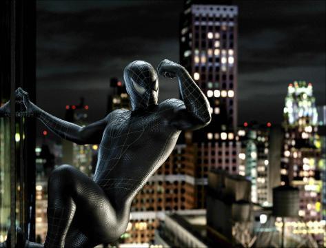 Spiderman 3 Poster32